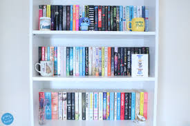 Pretty Bookshelves | another little tour of my bookshelves pretty books