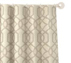 alessia moroccan trellis damask curtain panel u2014 shop decorator