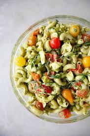 caprese pesto pasta salad lexi u0027s clean kitchen