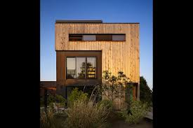 Small House Style Cycle House Was Designed By Chadbourne Doss Architects For An
