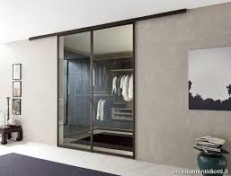 porte scorrevoli cabine armadio porte scorrevoli per armadi a muro simple porte scorrevoli with