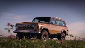 fca discusses the 1974 jeep cherokee sj commercial youtube