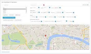 Google Maps With Multiple Stops 7 Best Google Maps Wordpress Plugins