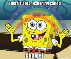 Google Images Meme - meme maker theres a magical thing called google