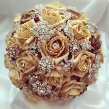 golden roses golden bouquet bombki golden roses