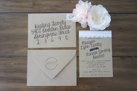 wedding invitation diy beautiful wedding invitations you can make yourself bridalguide