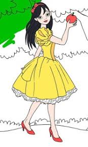 fairy princess coloring pages android apps google play