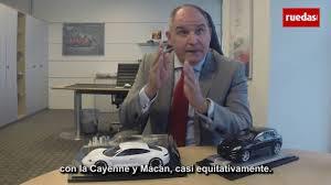 porsche ceo entrevista a george wills presidente y ceo de porsche