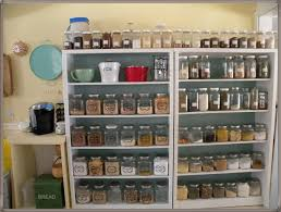 cabinet small kitchen cabinet organization best spice storage