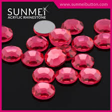 alibaba manufacturer directory suppliers manufacturers fashion colored flat back for crowan acrylic nail art rhinestone