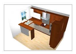 faire plan de cuisine plans de cuisines ouvertes un espace cuisine en i 2 5 m2 4594372