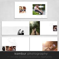 photo album guest book 12x12 10x10 psd 30 pages guest book album template 15