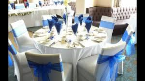 silver and royal blue wedding royal blue wedding tables decorating ideas wedding decor theme