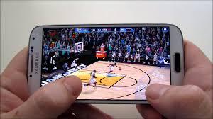 nba 2k14 android nba 2k14 android gameplay