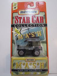 jeep matchbox matchbox 11298991 star car collection mash 4077s jeep ebay