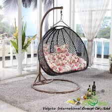 rattan bag rattan chair outdoor swing hanging basket double