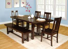 Retro Dining Room Furniture Retro Dining Table And Chairs Small Set With Bench White Room