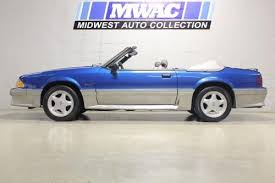 for sale 1990 mustang gt convertible 1990 ford mustangs