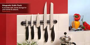 Red Kitchen Knife Block Set by Kitchen Knives By Kitchen Devils Kitchen Devils Knives