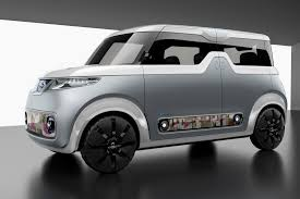 cube like cars did nissan cover up the next cube in a bunch of tech