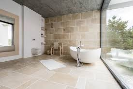 Travertine Bathtub Bathroom Floor Tile Ideas Design Pictures Designing Idea