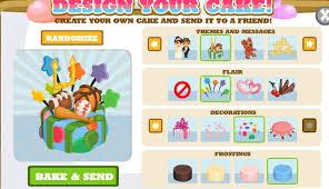 design a cake design a custom cake in cafe world unigamesity