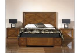 chambre en merisier chambre chêne ou merisier massif sur mesure
