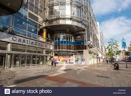 Kingdom Centre Castle Court Shopping Centre Belfast Northern Ireland United