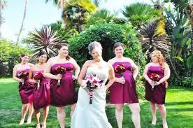 sangria bridesmaid dresses david s bridal color sangria post your real pics weddingbee