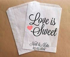wedding treat bags wedding favor bags candy buffet bags wedding bags personalized
