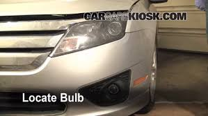 2012 ford fusion tail light bulb tail light change 2010 2012 ford fusion 2010 ford fusion se 2 5l 4
