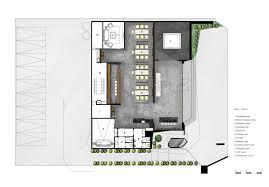 Mechanical Floor Plan Gallery Of Rhetoric Of Space Cai In Interior Design 13