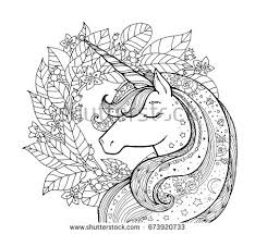 unicorn color stock images royalty free images u0026 vectors