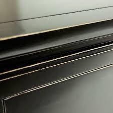 Oriental Sideboards Hanoi Black Lacquer Oriental Large Sideboard Sideboards
