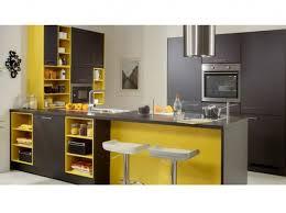 cuisine jaune et blanche déco cuisine jaune et blanc 78 03241856 tete stupefiant