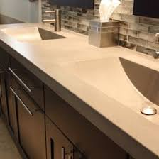Bathroom Vanities Portland Oregon 10 Best Concrete Countertops Images On Pinterest Bathroom Ideas