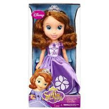 disney sofia sofia toddler doll