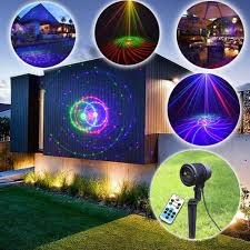 Outdoor Light Remote Control by Gaxmi Christmas Red Green Blue Light Remote Control Landscape