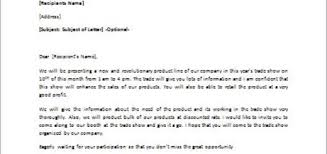 Guarantee Letter Sle For Product Sle Invitation Letter Product Presentation Gallery Invitation
