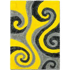 3d shaggy abstract wavy swirl rug 5x7 casye furniturecasye furniture