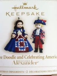 hallmark ornament madame 17 2012 based on colonial