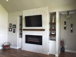 living room salerno beach wood porcelain tile wall electric