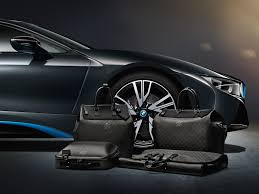 Bmw I8 Laser Headlights - louis vuitton creates exclusive travel bags for the stunning bmw i8