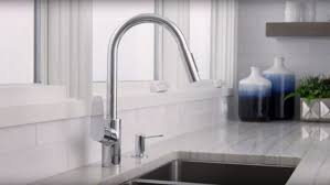 Hansgrohe Talis Kitchen Faucet Brass Hansgrohe Talis C Kitchen Faucet Wide Spread Single Handle