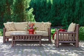 Rustic Patio Furniture Sets by Valuable Rustic Patio Furniture Incredible Decoration Outdoor
