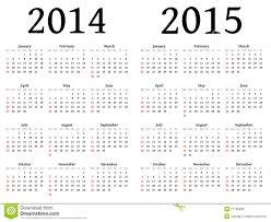 2014 and 2015 calendar templates 28 images 2015 calendar