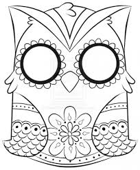printable animal hawk coloring pages 19518 printable animals