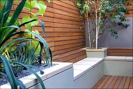 contemporary small garden design creative yard landscaping ideas