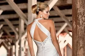 Hochsteckfrisurenen Hochzeit Dutt by Frisur Zum Neckholderkleid 25 Ideen Für Ihre Hochzeit