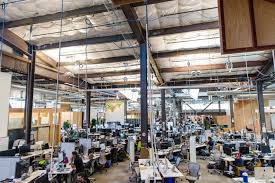 Open Floor Plan Office Space by What These Photos Of Facebook U0027s New Headquarters Say About The